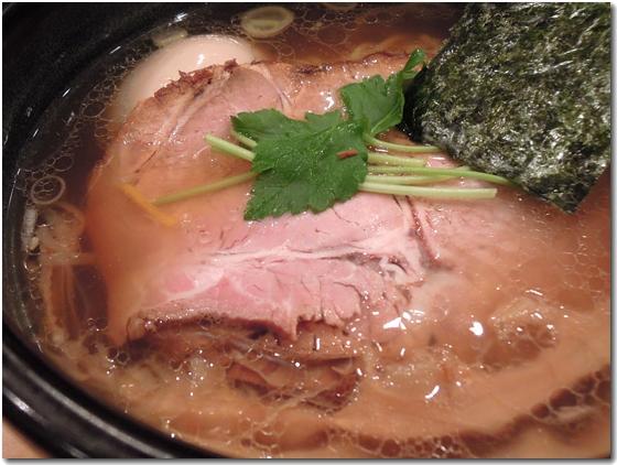 しょうゆ麺具材拡大