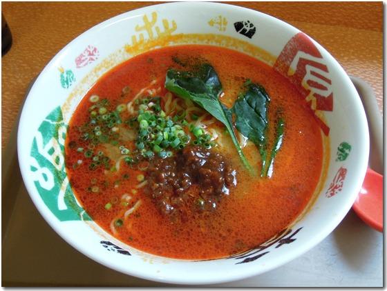 美東担々麺