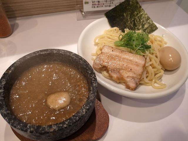 香辛つけ麺