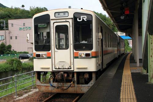 熊野古道伊勢路号 6-5