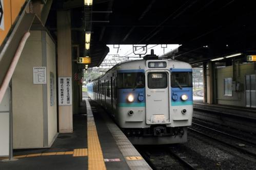 2012年9月23日 駅