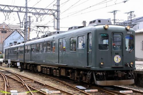 伊賀鉄道860系 3