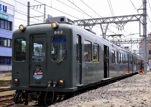 伊賀鉄道860系 5