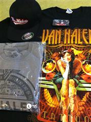 Van Halen goods