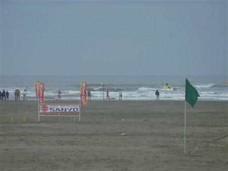 サーフィン千葉北九十九里無料波情報/山武市本須賀