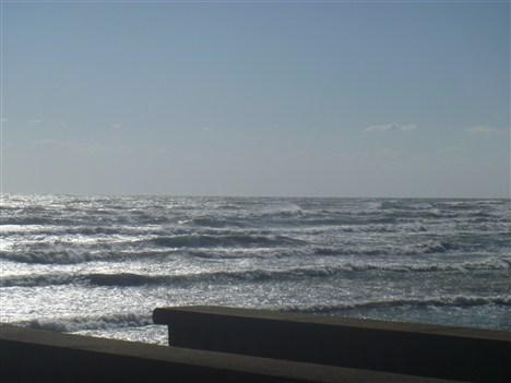 サーフィン千葉北九十九里無料波情報/椎名内安太郎下(旭市足川浜)