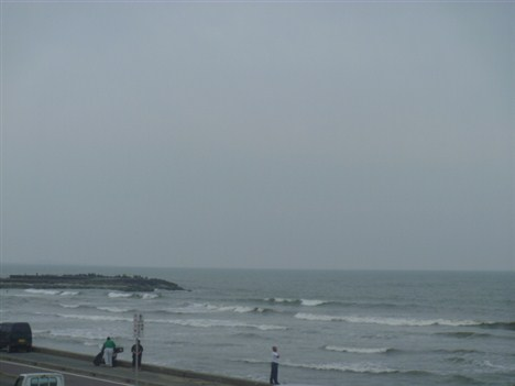 サーフィン千葉北九十九里無料波情報/吉崎浜