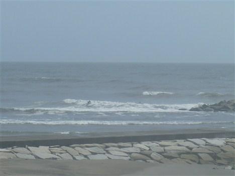 サーフィン千葉北九十九里無料波情報/匝瑳市吉崎浜