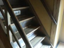 階段・・・・