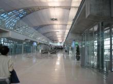 スワンナプーム新バンコク国際空港