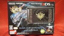 MH4 3DSLL ゴア・マガラブラック
