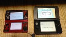 3DSから3DSLLへ引越し中