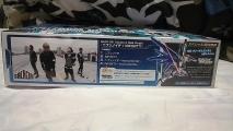 BACK-ON ニブンノイチ/INFINITY CD+プラモデル HG 1/144フリーダムガンダム プラフスキーパーティクルクリアVer 横