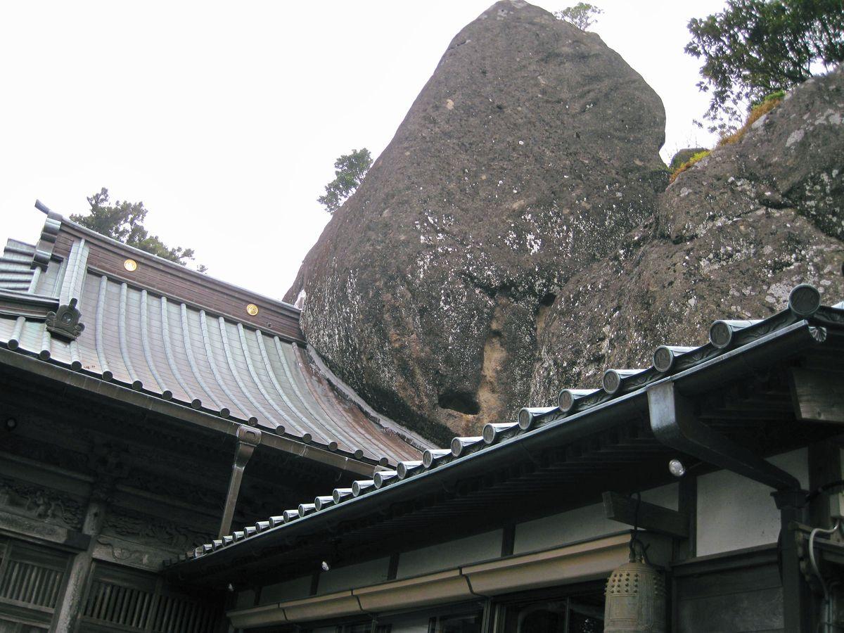 石が・・・。