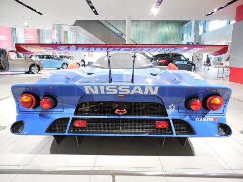日産・R390 GT1C