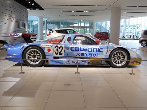 日産・R390 GT1D