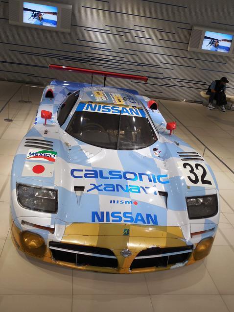 日産・R390 GT1A