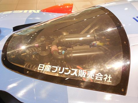 日産・R390 GT1J