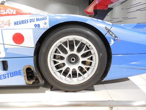 日産・R390 GT1I