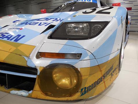 日産・R390 GT1R