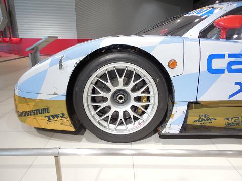 日産・R390 GT1P