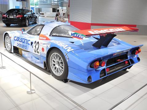 日産・R390 GT1T