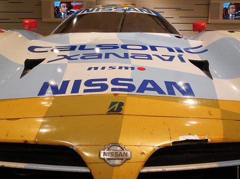 日産・R390 GT1S