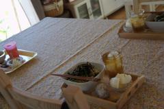 休みの日の昼食