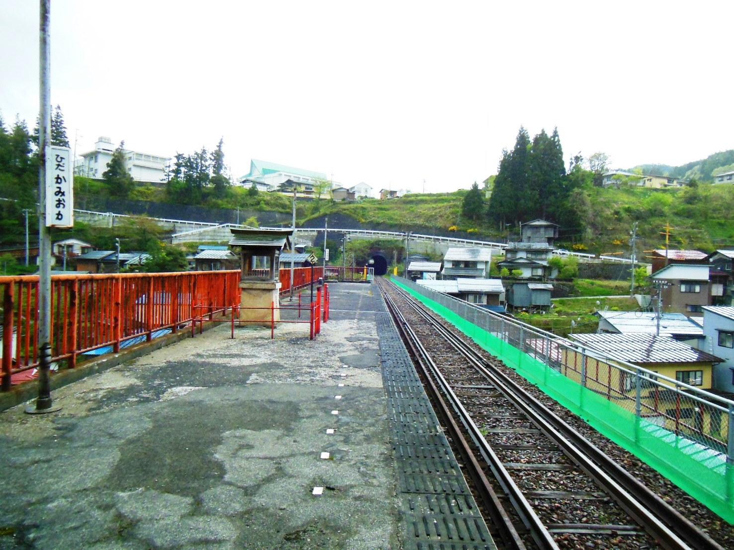自転車の 飛騨市 鉄道自転車 : ハ~イ!オバ鉄です 松本電鉄 ...