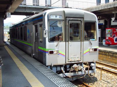 井原鉄道神辺行きIRT355形100番台