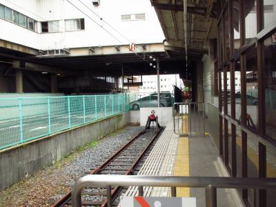 和歌山市駅車止め