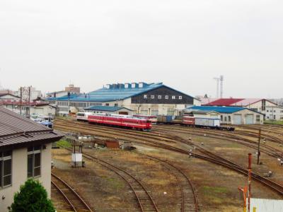 JR北海道苗穂工場