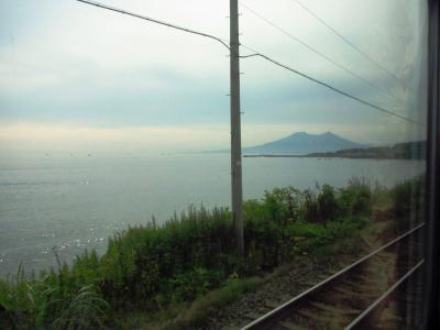 駒ヶ岳と噴火湾