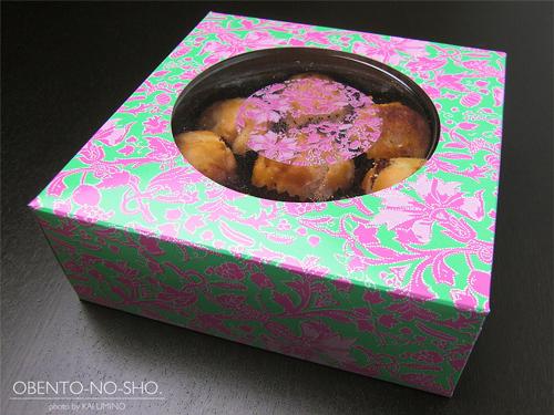 箱がカワイイ「Li Pore」