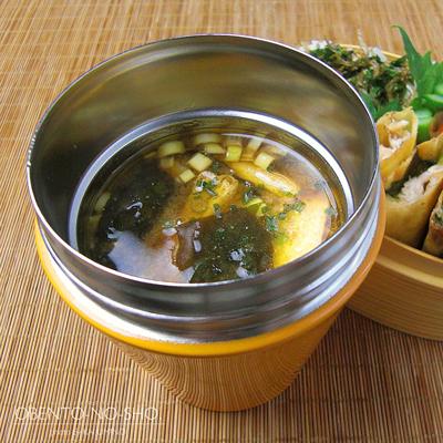 梅味噌の鶏チーズ春巻き弁当02