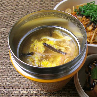 かにの中華スープ