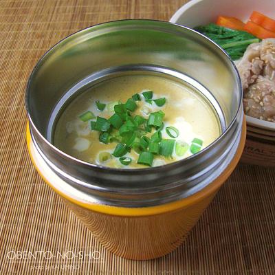 豆乳カレーうどん弁当02