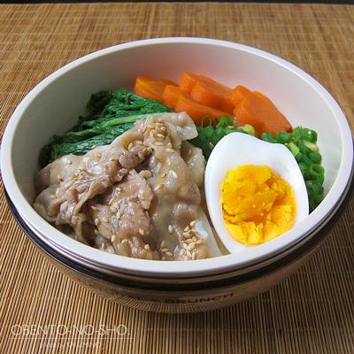 豆乳カレーうどん弁当03
