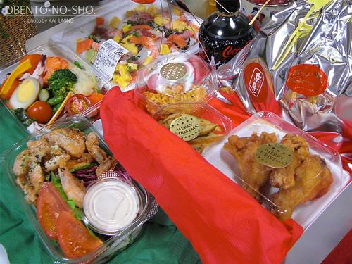 デパ地下なクリスマスご飯2012