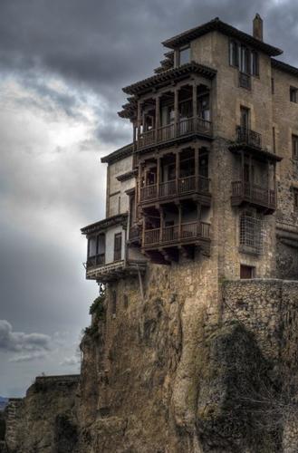 スペイン建築物