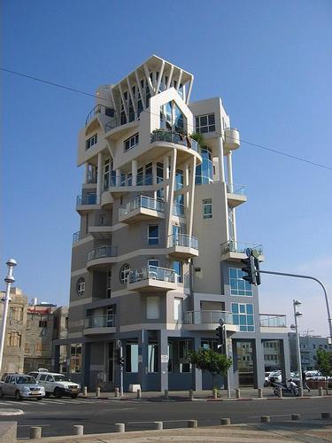 イスラエル建築物