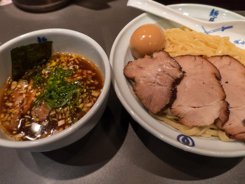 麺屋武蔵、つけ麺