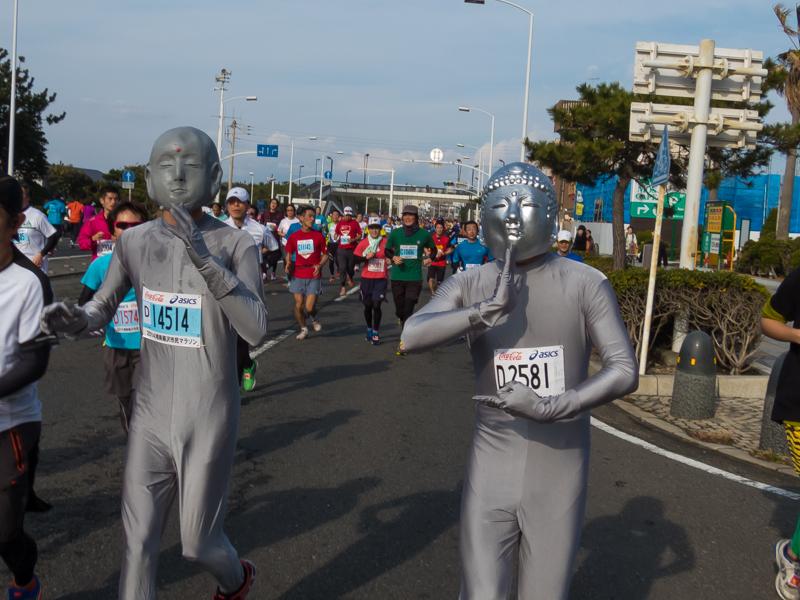 湘南藤沢市民マラソン、インパクトランナー(1)