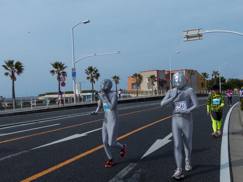 湘南藤沢市民マラソン、インパクトランナー(2)