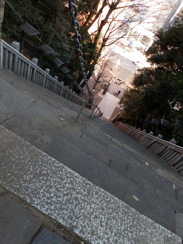 西新橋探索、愛宕神社(4)