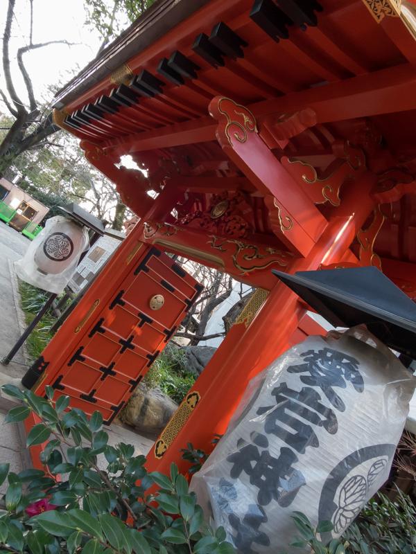 西新橋探索、愛宕神社(5)