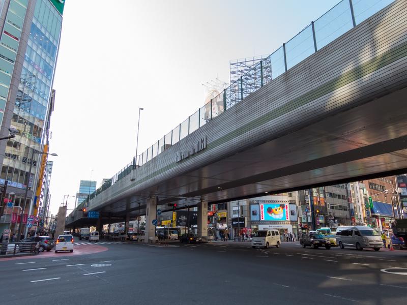 赤坂〜恵比寿(3)