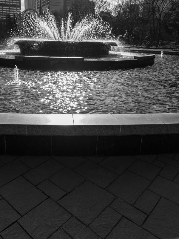 日比谷公園・噴水