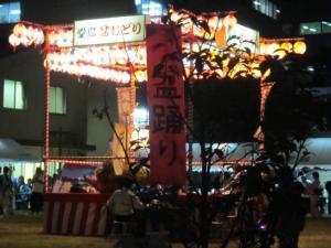 堂島盆踊り