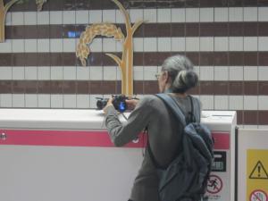 北新地駅1